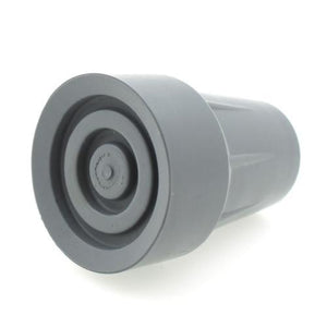 British Heavy-Duty Grey Rubber Ferrule (25 mm)