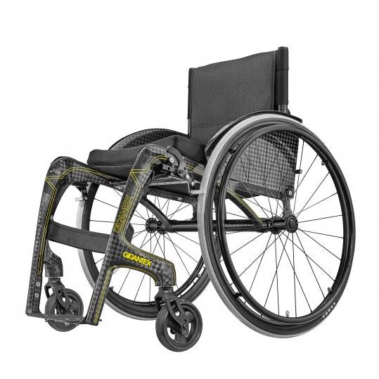 Carbon Fiber Active Wheelchair Default