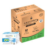 Daily Living ABSORBA Nateen (Plus) Adult Diapers (10s)