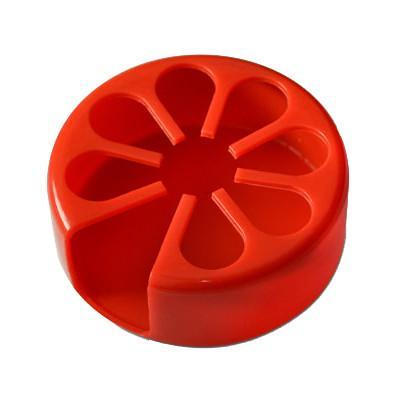 Daily Living Red Anti-Slip Cup Holder