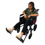 HappyWheels Easy Chair Elevating Footrest Add-On