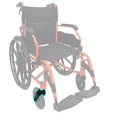 HappyWheels Hero Chair Spare Parts Wheel Fork Plastic Cover