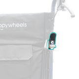 HappyWheels Lightweight Ergonomic Chair Replacement Parts