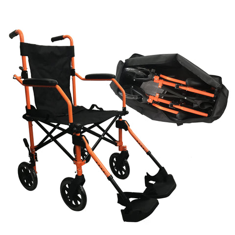 HappyWheels Travel Chair Portable Pushchair