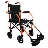 HappyWheels Travel Chair Portable Pushchair Orange - Carry Bag