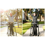 LifeGlider Hand Free Fall Prevention Ambulatory Assistive Mobility Aids