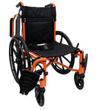 HappyWheels Hero Chair Lightweight Wheelchair