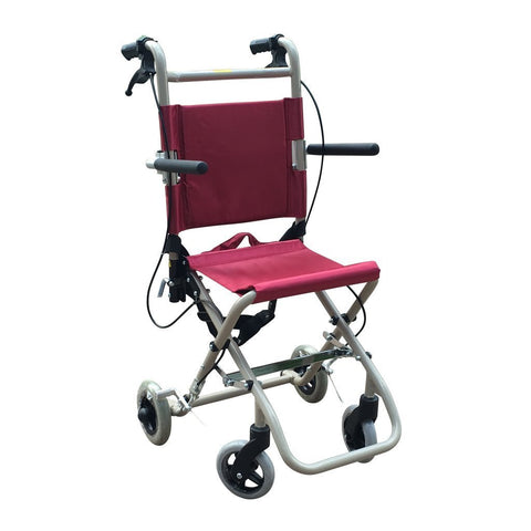 Mobility Micro Transit Chair with Travel Bag  sc 1 st  The Golden Concepts & Walking Sticks Portable Wheelchairs in Singapore | The Golden ...