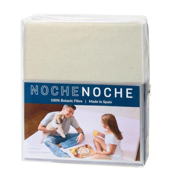 Noche Noche Waterproof Bedsheet Super Single / Beige