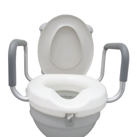 Raised Toilet Seat 3