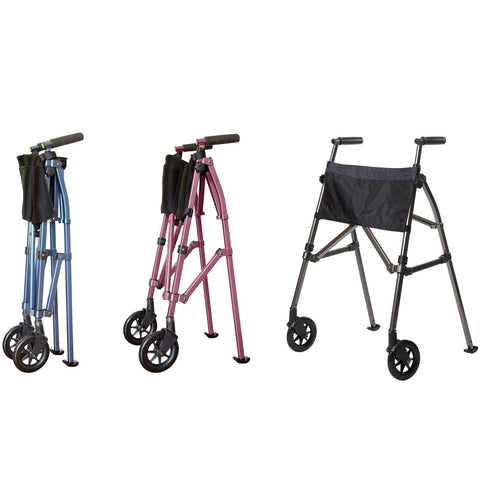 Rental EZ Fold-N-Go Portable Walker Rental