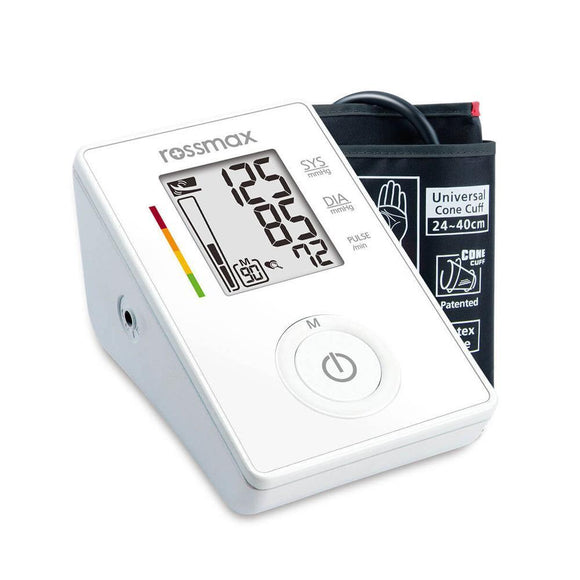 Rossmax Blood Pressure Monitor CF155 Default