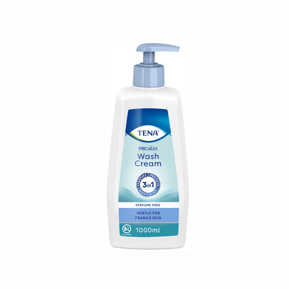 TENA Wash Cream (1000ml)
