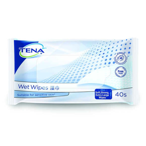 TENA Wet Wipes