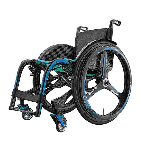 Ultra-Light Carbon Fiber Wheelchair Default
