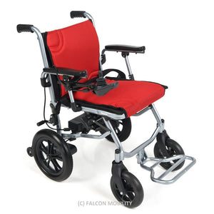 "Ultra-Lite ""D"" Motorised Wheelchair Single Control / Right"