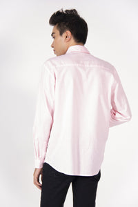 Will & Well Long Sleeve Shirt With Magnetic Snap Buttons Baby Blue / S