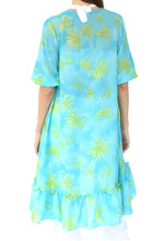 KOTA KINABALU A-LINE KIMONO WITH GATHERED SLEEVES