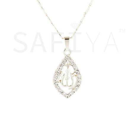 collier perle arabe