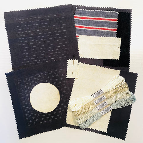 BORO JAPANESE MENDING KIT