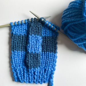 BEGINNERS KNITTING | AN INTRODUCTION TO INTARSIA