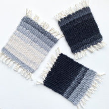 Load image into Gallery viewer, ONLINE WEAVING WORKSHOP | MAKE YOUR OWN WOVEN COASTERS