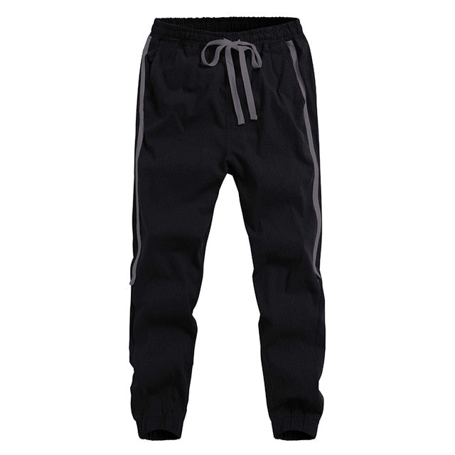 INCERUN Summer Men Sweatpants Straight Pants
