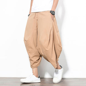 Boho Men's Hiphop Pants