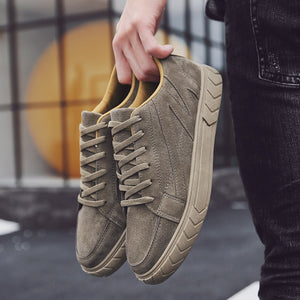 2019 Fashion Men Lace Up Shoes