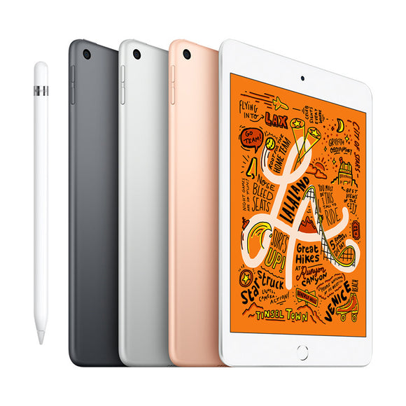 APPLE iPad4 16G/32G/64GB-ORIGINAL Unlocked/Refurbished Smartphone BOXED - ALL COLOURS/Free Shipping