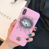 Samsung Phone Case mysterious star eye series star-eye print  mysterious pattern