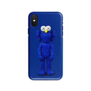 Sesame Street IPHONE 7plus/6/XS phone case men and women soft/ hard / glass case