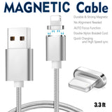 MFI certified 8-pin USB charging cable for iPhone iPad iPod