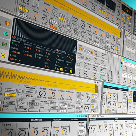Ableton Live Racks: From Basic To Beyond
