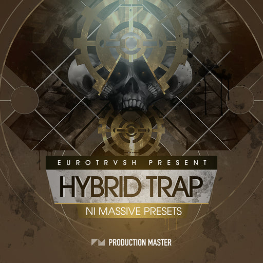 Hybrid Trap: Native Instruments Massive Presets - PausePlayRepeat