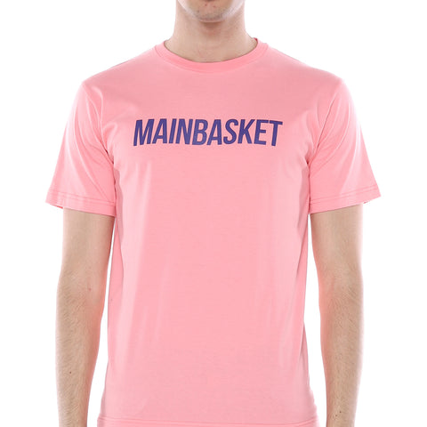 T-Shirt Basic - Pink /Purple