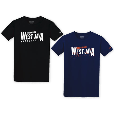 T-Shirt Region West Java South (Bandung)