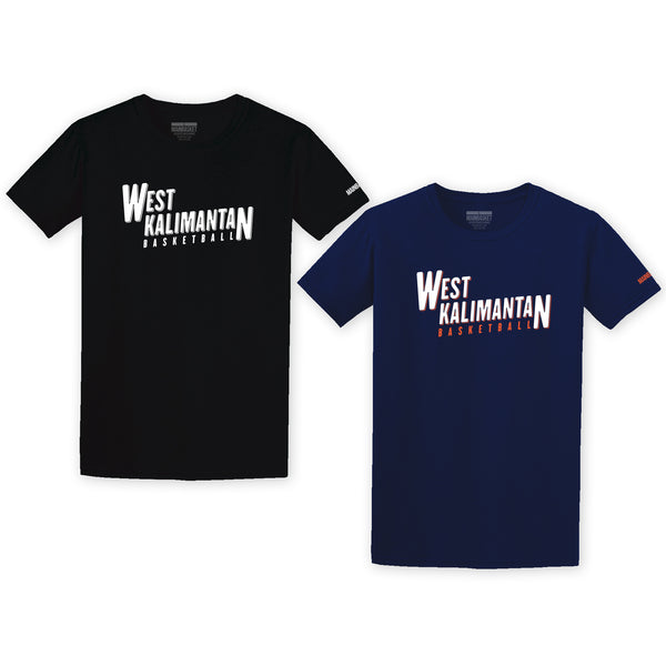 T-Shirt Region West Kalimantan (Pontianak)