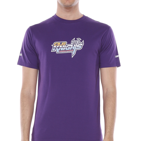 T-Shirt CLS Knights 11 - Purple/Purple