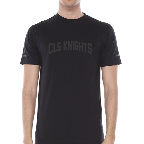 T-Shirt CLS Knights 6 - Black/Black