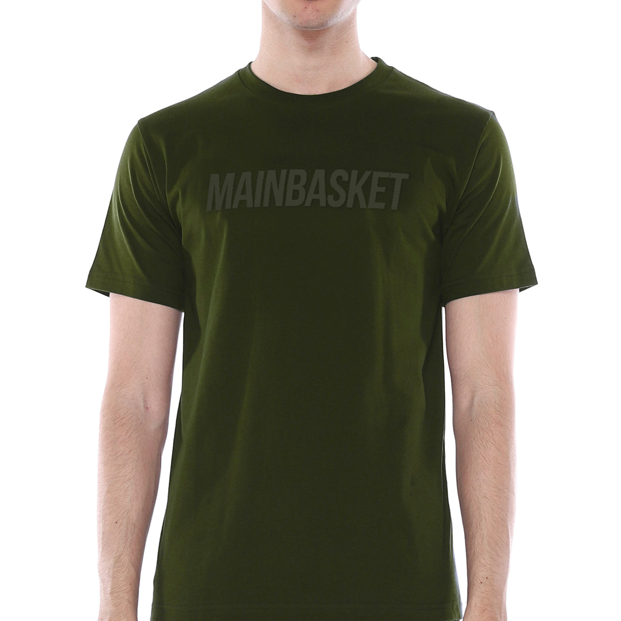 T-Shirt Basic Tone to Tone - Army