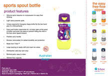 Load image into Gallery viewer, b.box Sport Sprout Bottle