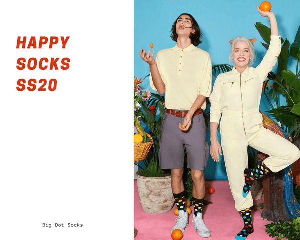 Lookbook Happy Socks SS20