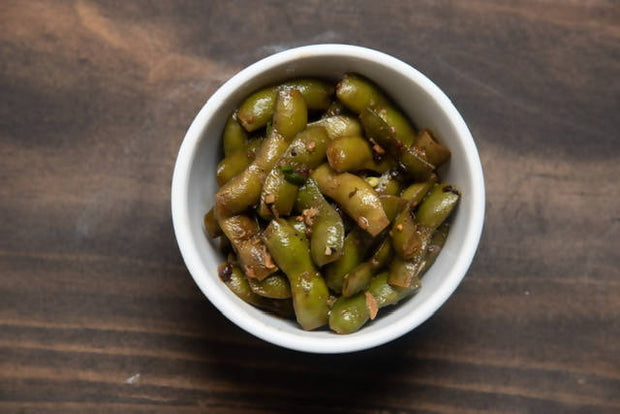 House Special Spice Edamame