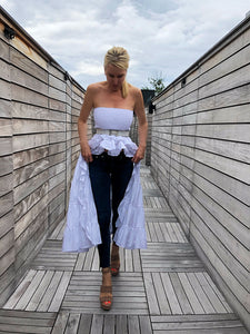 Montauk Skirt/Top- St Barth