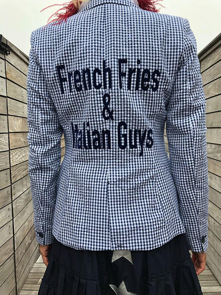Blazer- French Fries