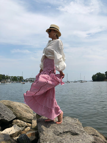 Montauk Skirt-Antibes