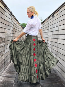 Montauk Skirt- GI Jane