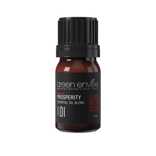 1ST CHAKRA – PROSPERITY ESSENTIAL OIL BLEND 海底輪精油 (5ml)