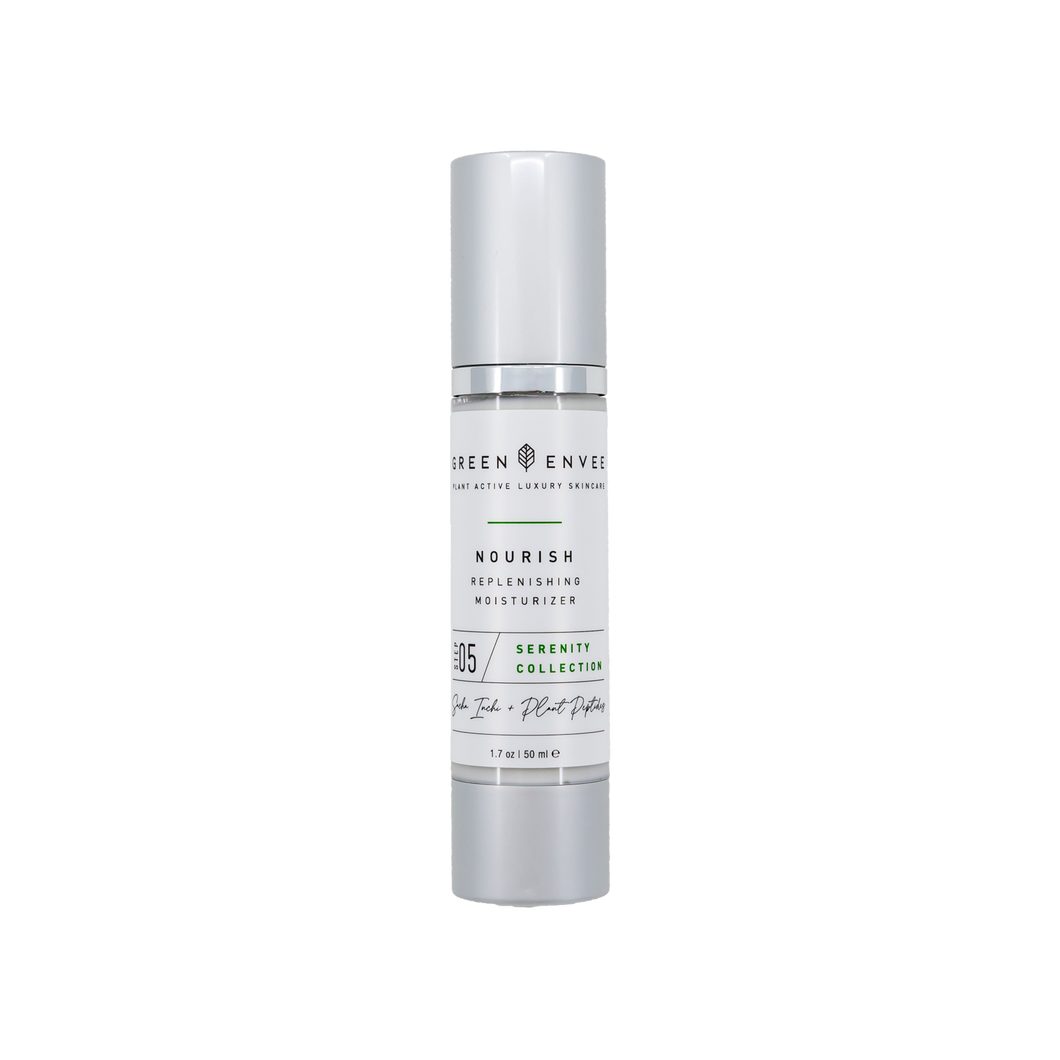 20 NOURISH REPLENISHING MOISTURIZER  深層滋養潤膚霜 (50ML)